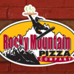 Rocky Mountain Pizza logo